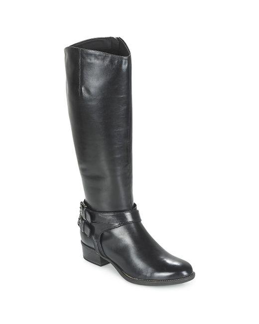 Tamaris | Koubana Women's High Boots In Black | Lyst