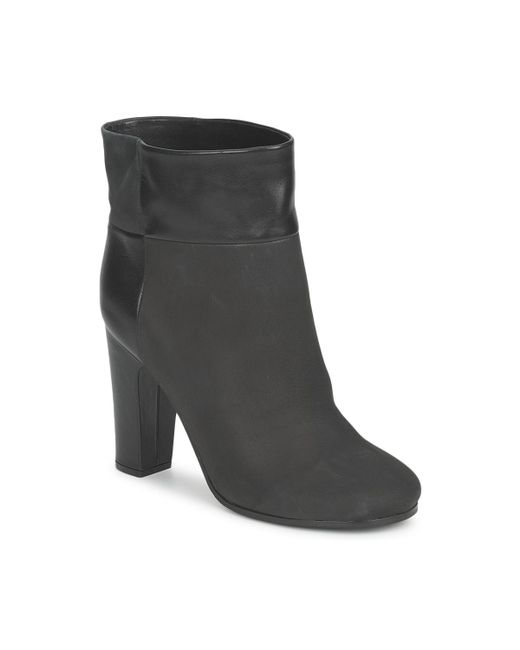Online Cheap Authentic Chloé SB21116 women's Low Ankle Boots in Outlet Clearance 34GHcj