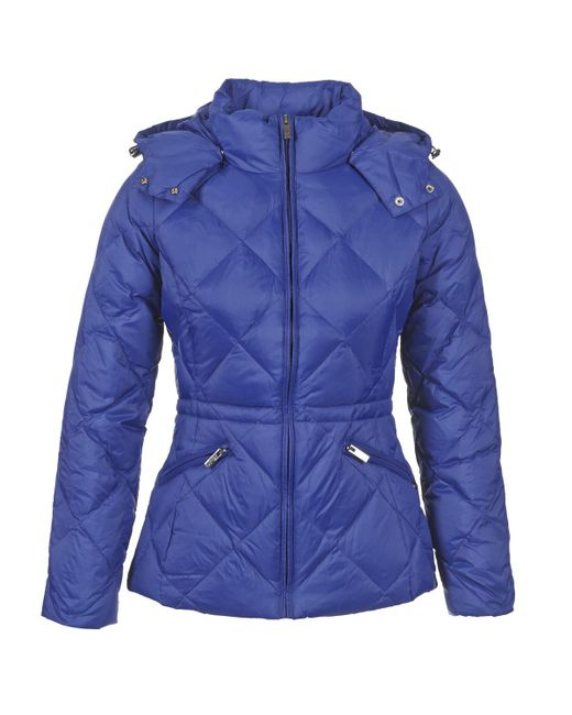 Benetton - Fouli Women's Jacket In Blue - Lyst