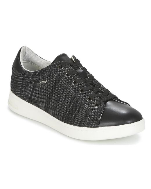 Geox D Jaysen A Women s Shoes (trainers) In Black in Black - Lyst aca830d91b7