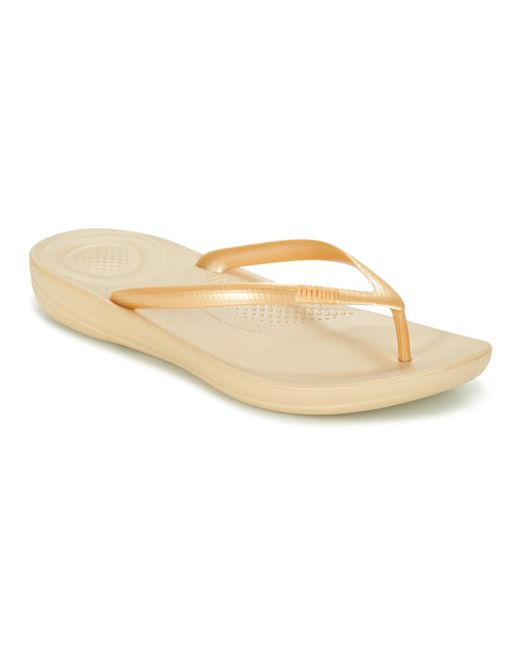 32887e9e2f98 Fitflop - Metallic Iqushion Ergonomic Flip-flops Women s Flip Flops    Sandals (shoes) ...