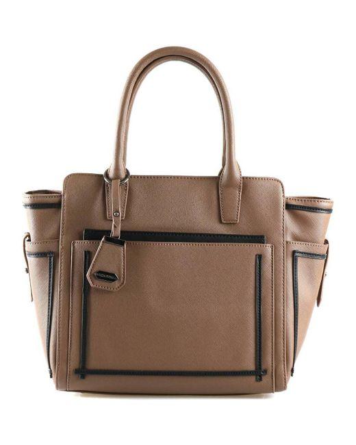 Acqua Di Perla | Gray Apgi26621 Bag Average Accessories Taupe Men's Bag In Grey for Men | Lyst