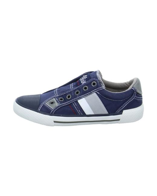 S.oliver - 554410620805 Women's Shoes (trainers) In Blue - Lyst