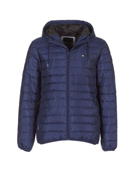 Quiksilver - Everydayscaly Men's Jacket In Blue for Men - Lyst