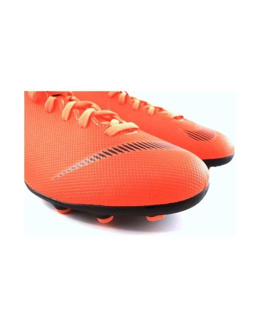 b8349a0da24e ... Nike - Mercurial Vapor Club Mg Men s Football Boots In Orange for Men  ...
