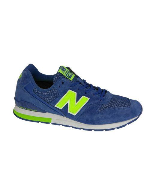 New Balance | Blue Men's Fresh Foam Hierro V2 Running Shoe for Men | Lyst