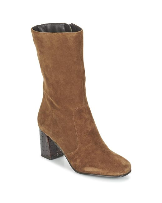 Tamaris | Zalina Women's Low Ankle Boots In Brown | Lyst