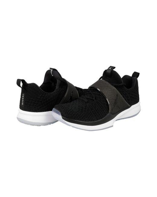 ... Nike - Jordan Trainer 2 Flyknit Men s Shoes (trainers) In White for Men  - 4e16684dc