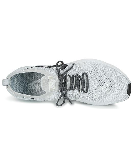 5b087740df90fd ... Nike - Air Zoom Mariah Flyknit Racer Men s Shoes (trainers) In White  for Men ...
