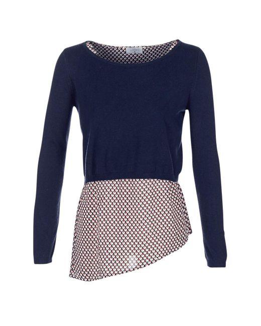 Casual Attitude | Ihainou Women's Sweater In Blue | Lyst
