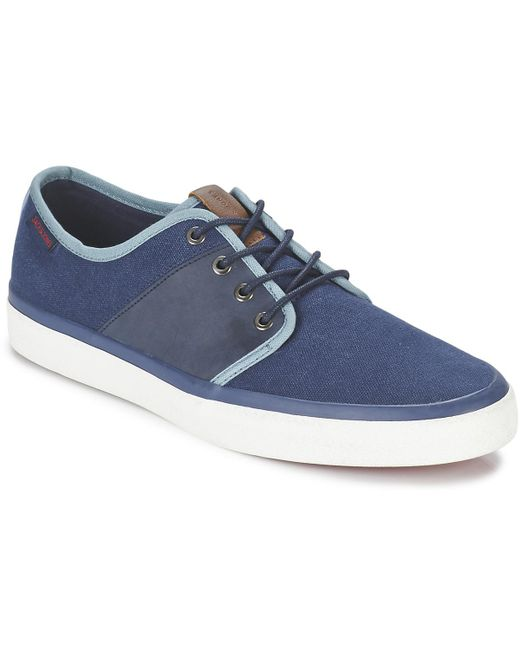 Jack & Jones - Turbo Men's Shoes (trainers) In Blue for Men - Lyst