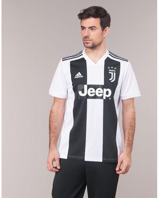 8b95231d ... Adidas - Multicolor Juve Jersey Men's T Shirt In Multicolour for Men ...