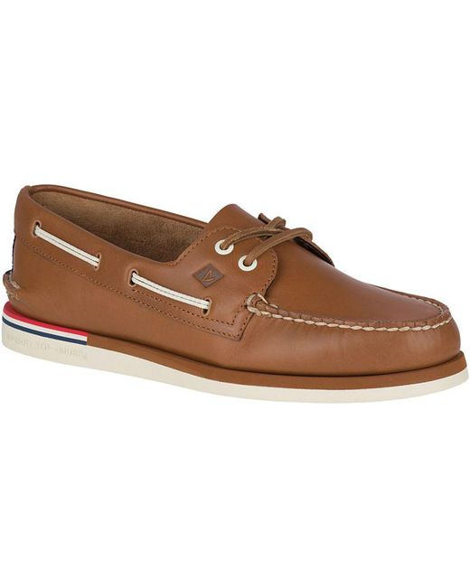 Sperry Top-Sider - Brown Women's Angelfish Boat Shoe - Lyst