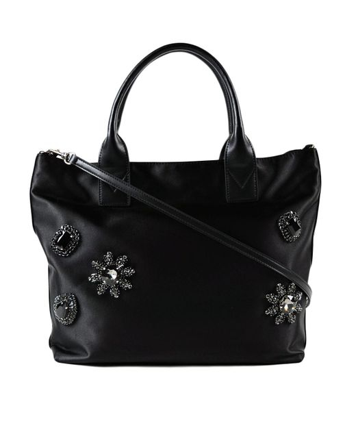Pinko Black Acerina Shopping bag 2fjTiLq