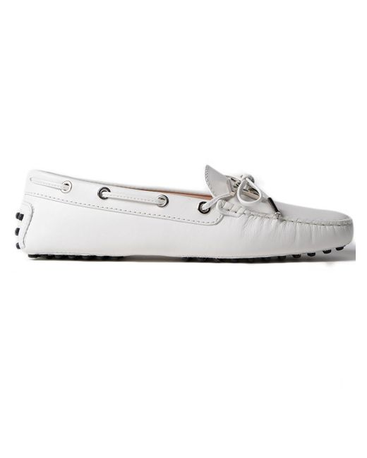 Tod's - White Heaven Tods Laccetto - Lyst