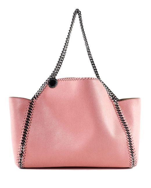 aa427212c2 Stella McCartney - Pink SHAGGY Deer Tote Bag - Lyst ...