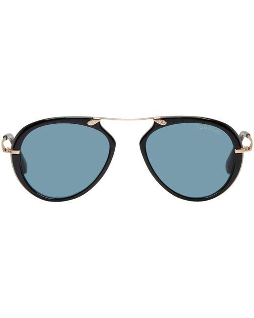 Tom Ford | Black Ft0473 Sunglasses for Men | Lyst