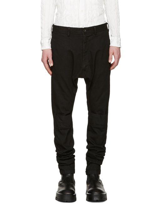 Julius | Black Sarouel Jeans for Men | Lyst