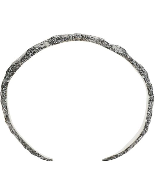 Pearls Before Swine | Metallic Silver Forged Cuff for Men | Lyst