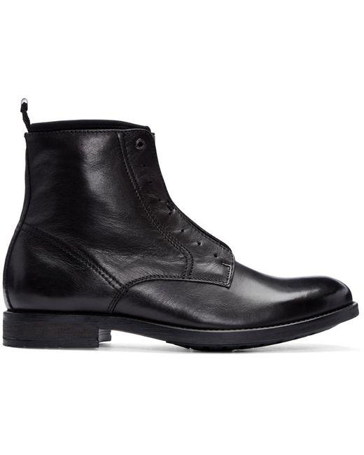 DIESEL | Black Hardkor Boot for Men | Lyst