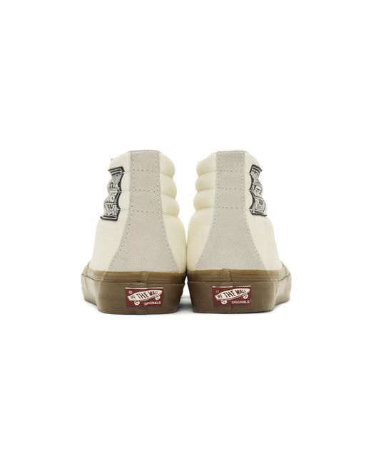 Off-White High-Top OG 238 LX Sneakers Vans Collections Cheap Online Outlet Cheap Online Buy Online New Buy Cheap 2018 Unisex 2cDGyXf