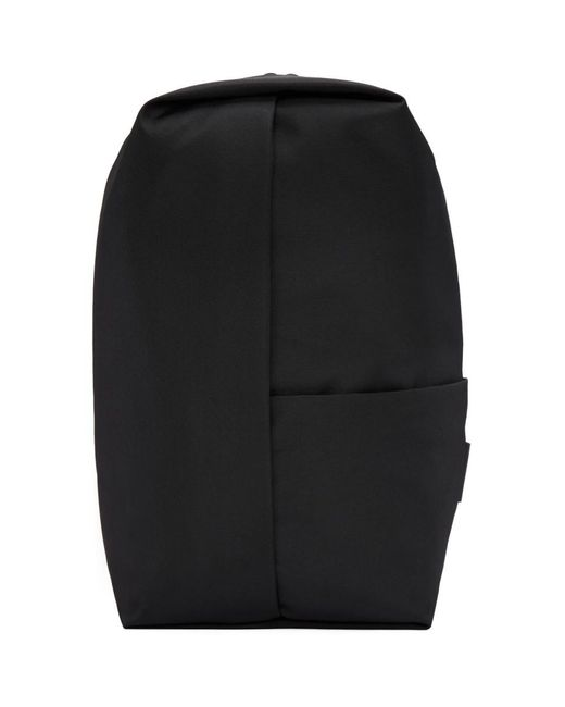 Côte&Ciel - Black Eco Yarn Sormonne Backpack - Lyst