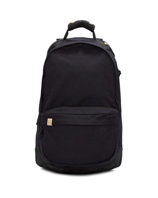 Visvim - Black 22l Backpack for Men - Lyst