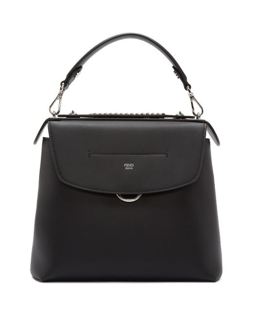 Fendi - Black 'back To School' Backpack - Lyst
