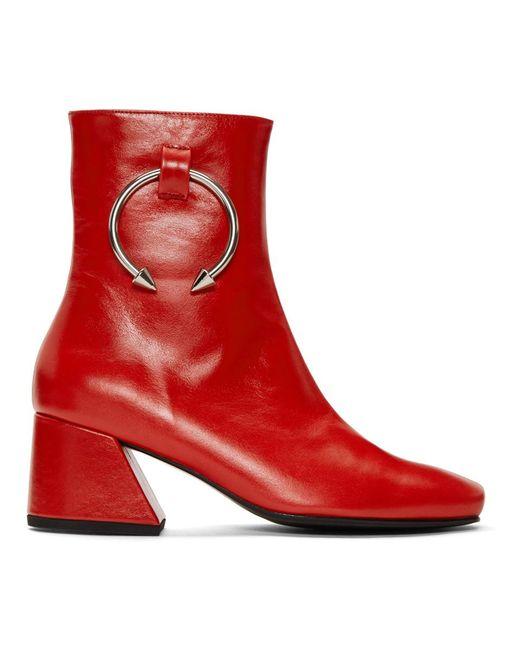 Dorateymur Red Nizip II Boots