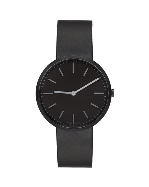 Uniform Wares   Gunmetal And Black Rubber M37 Two-hand Watch for Men   Lyst