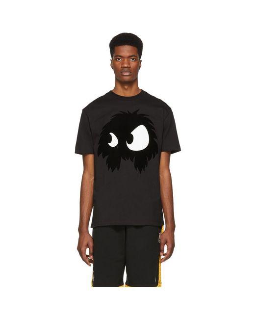 McQ Alexander McQueen - Black Mad Chester T-shirt for Men - Lyst
