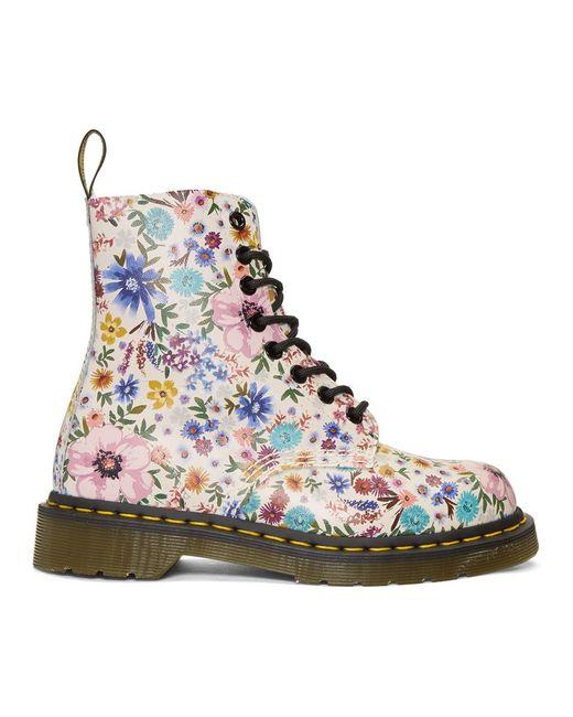 Dr. Martens - Multicolor White Pascale Wanderlust Boots - Lyst