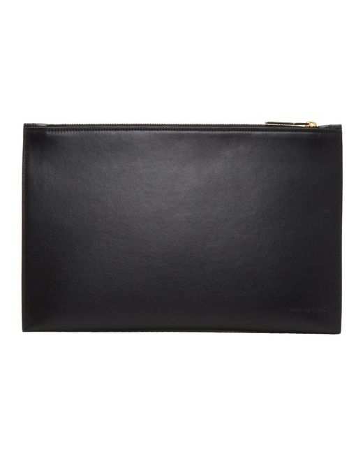 Victoria Beckham - Black Small Simple Pouch - Lyst