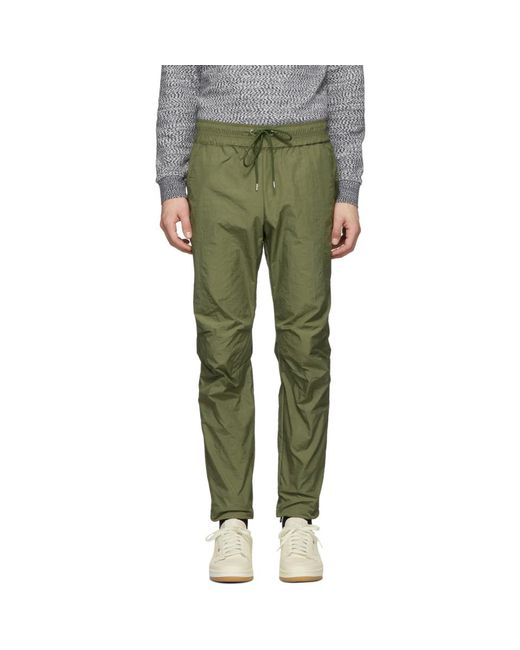 John Elliott - Green カーキ Himalayan トラウザーズ for Men - Lyst