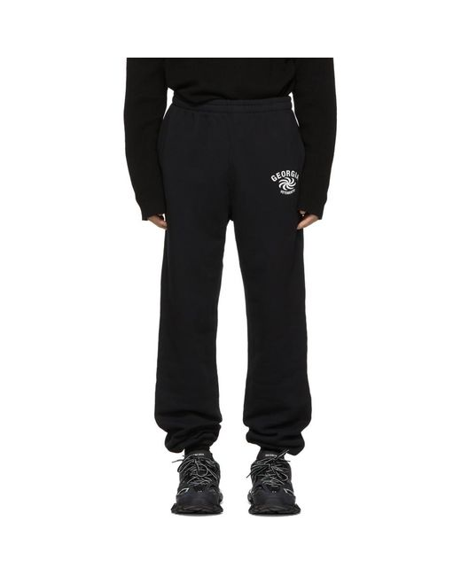 Vetements - Black ブラック Georgia ラウンジ パンツ for Men - Lyst