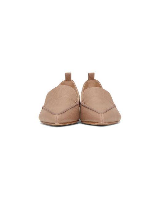 32febd432b4 Nicholas Kirkwood Purple Beya Loafers in Purple - Lyst