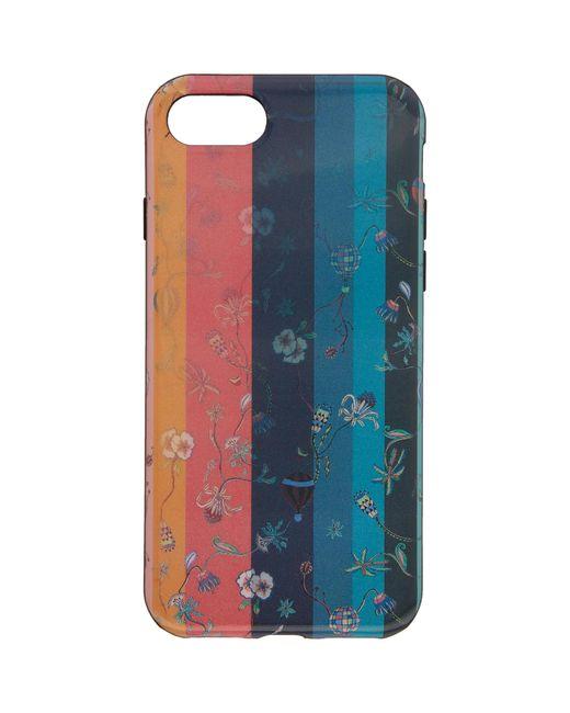 Paul Smith   Black Multicolor Artist Stripe Lenticular Iphone 7 Case   Lyst