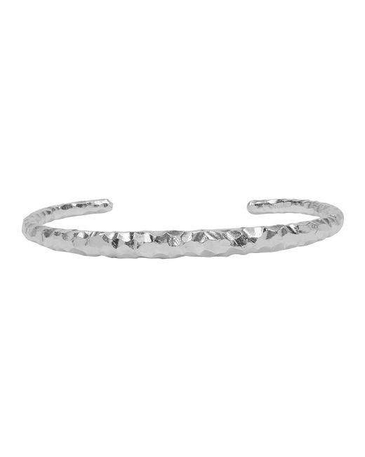 Silver Fat Snake Bracelet All_Blues T434DZDq