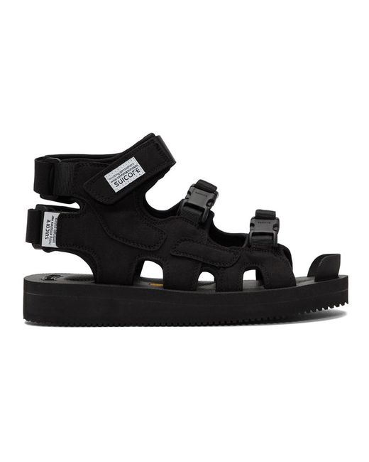 Suicoke - Black Boak-v Sandals for Men - Lyst