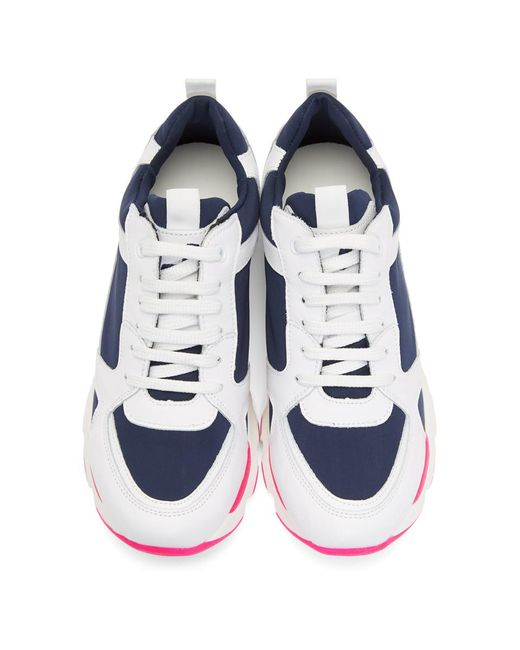 Joshua White Chic Sporty 80 Sanders Save 39Lyst Sneakers In LzMSUVpGq