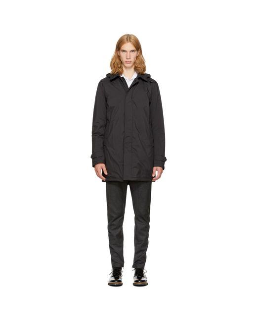 Moncler   Black Down Noe Jacket for Men   Lyst