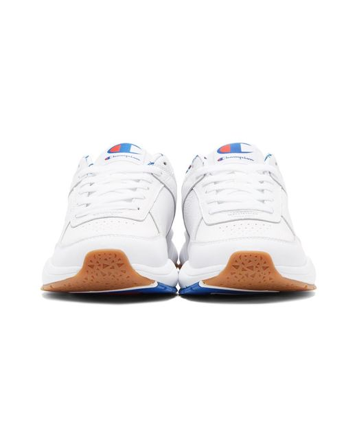 bad276b876fa5 Lyst - Champion White 93eighteen Big C Sneakers in White for Men ...