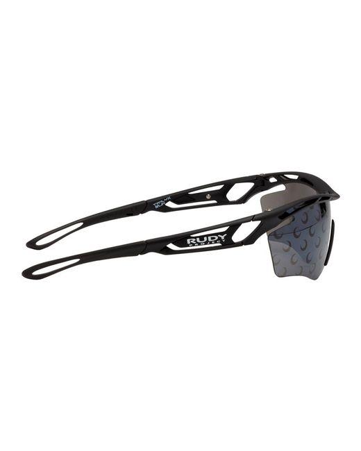 6cf7a763072 ... MARINE SERRE - Black Rudy Project Edition Tralyx Slim Moon Sunglasses -  Lyst ...