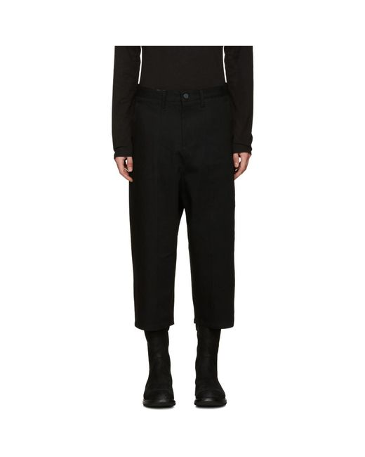 Dbyd - Black Cropped Jeans for Men - Lyst
