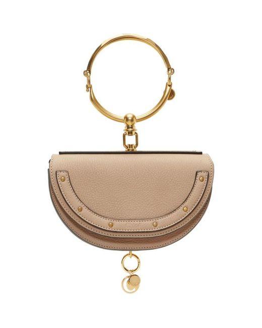 b3bfd43c4fb0 Chloe Small Nile Bracelet Bag Sale