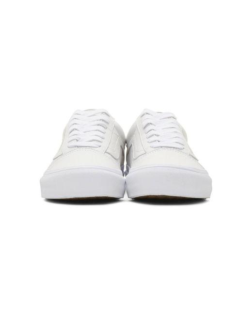 644c1e39d35 ... Vans - White Og Old Skool Lx Sneakers for Men - Lyst ...