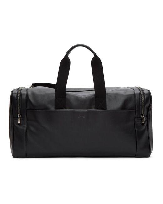 Saint Laurent - Black City Gym Bag for Men - Lyst