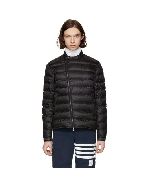 Moncler - Black Down Crio Jacket for Men - Lyst