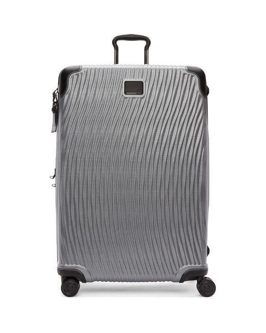 Tumi - Metallic Silver Latitude Worldwide Trip Packing Suitcase for Men - Lyst