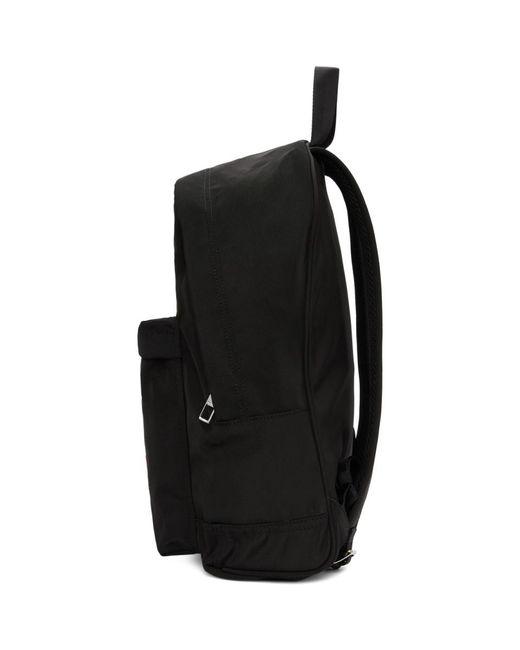 dd4288d1 KENZO Black Large Tiger Backpack in Black for Men - Save 24% - Lyst
